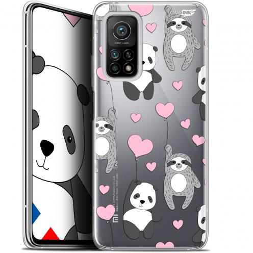 """Coque Gel Xiaomi Mi 10T / 10T Pro 5G (6.67"""") Motif - Panda'mour"""