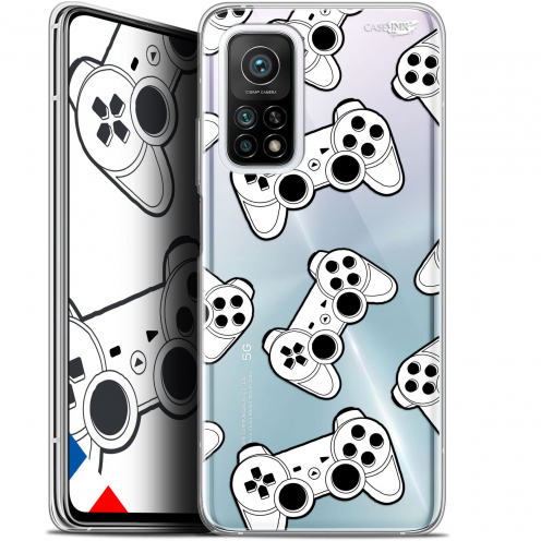 "Coque Gel Xiaomi Mi 10T / 10T Pro 5G (6.67"") Motif - Game Play Joysticks"