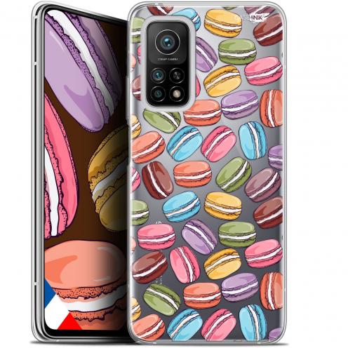 "Coque Gel Xiaomi Mi 10T / 10T Pro 5G (6.67"") Motif - Macarons"