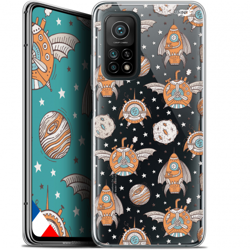 "Coque Gel Xiaomi Mi 10T / 10T Pro 5G (6.67"") Motif - Punk Space"