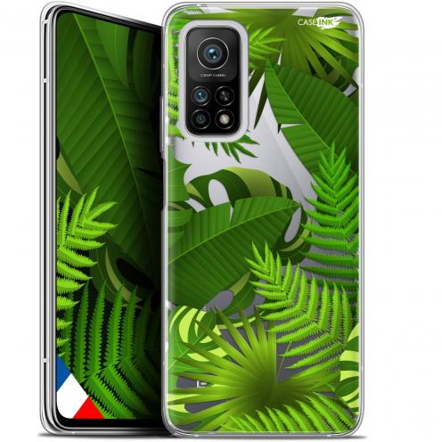 """Coque Gel Xiaomi Mi 10T / 10T Pro 5G (6.67"""") Motif - Plantes des Tropiques"""