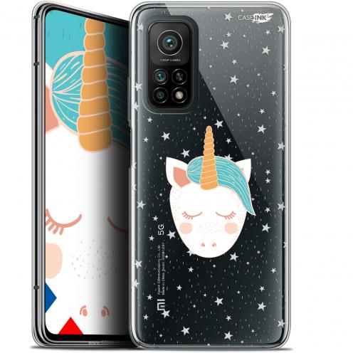"""Coque Gel Xiaomi Mi 10T / 10T Pro 5G (6.67"""") Motif - Licorne Dors"""