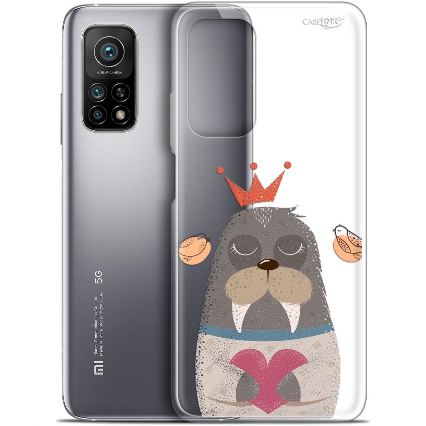 """Coque Gel Xiaomi Mi 10T / 10T Pro 5G (6.67"""") Motif - Sketchy Walrus"""