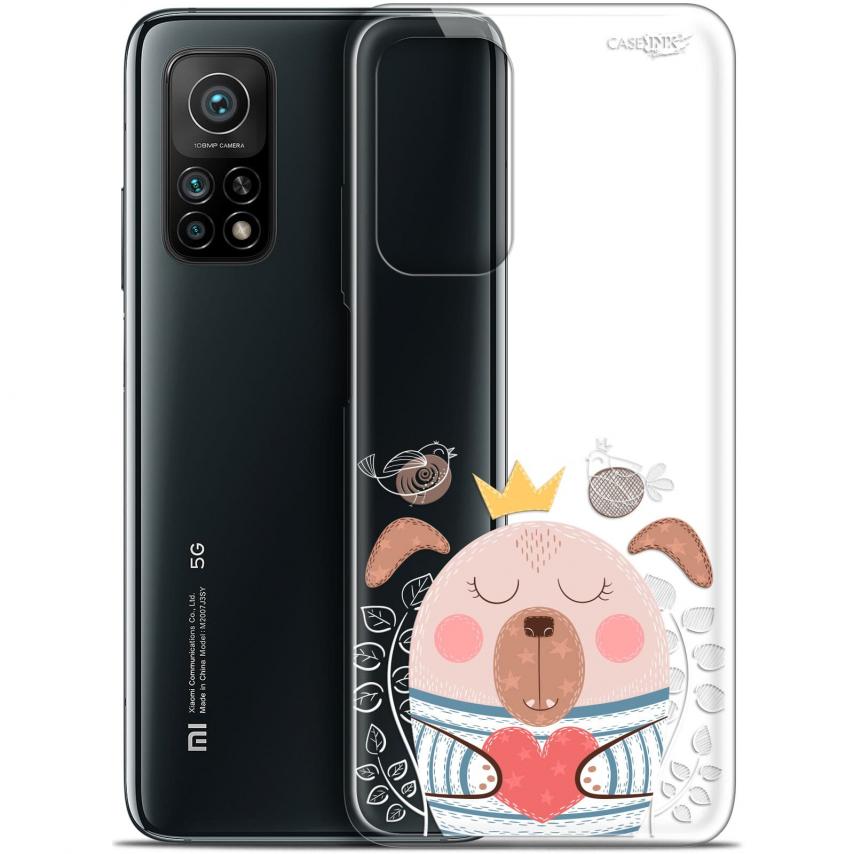 "Coque Gel Xiaomi Mi 10T / 10T Pro 5G (6.67"") Motif - Sketchy Dog"