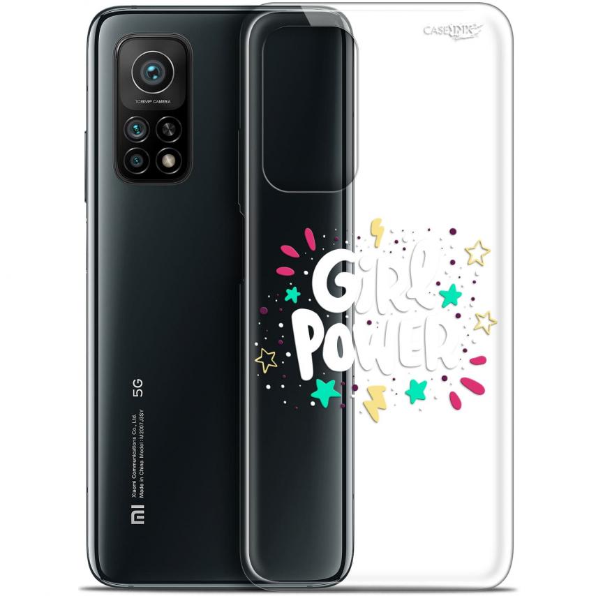 "Coque Gel Xiaomi Mi 10T / 10T Pro 5G (6.67"") Motif - Girl Power"