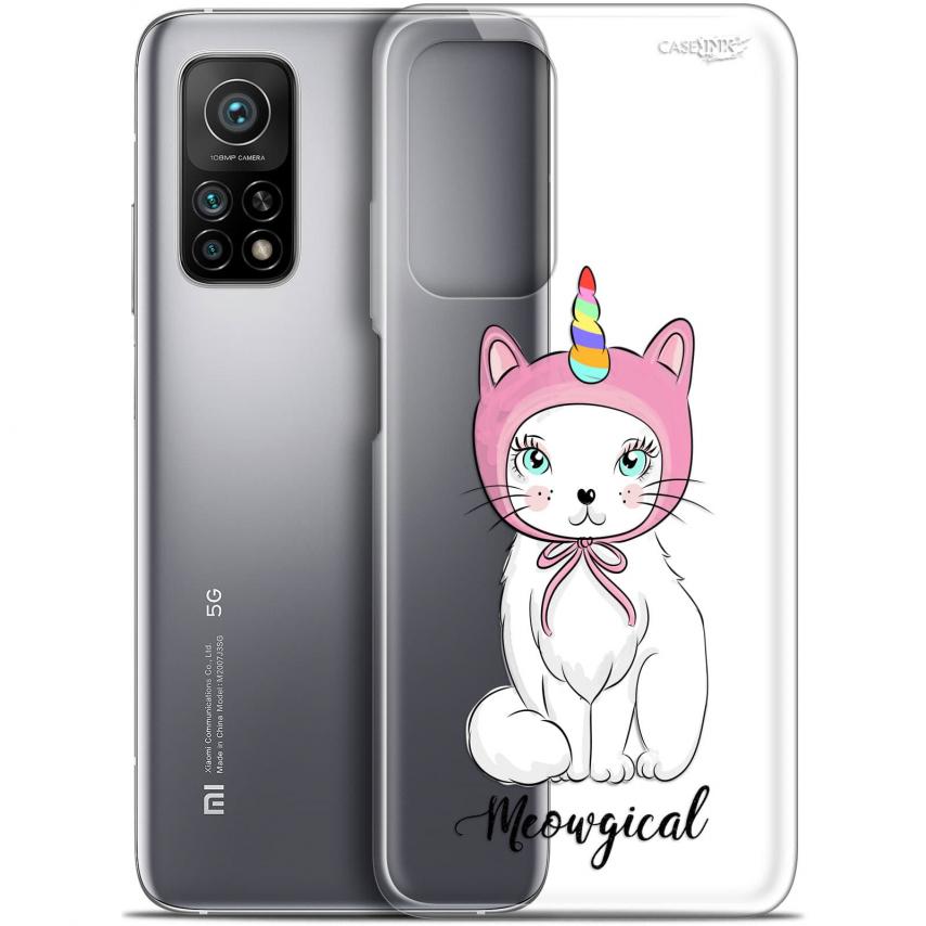 """Coque Gel Xiaomi Mi 10T / 10T Pro 5G (6.67"""") Motif - Ce Chat Est MEOUgical"""