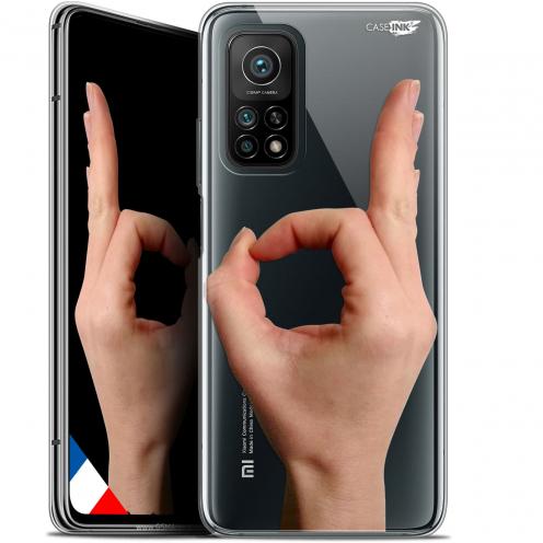 """Coque Gel Xiaomi Mi 10T / 10T Pro 5G (6.67"""") Motif - Le Jeu du Rond"""