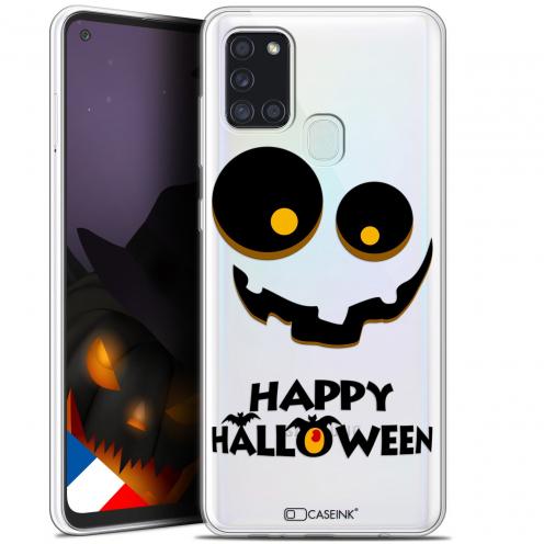 "Coque Gel Samsung A21S (6.5"") Halloween - Happy"