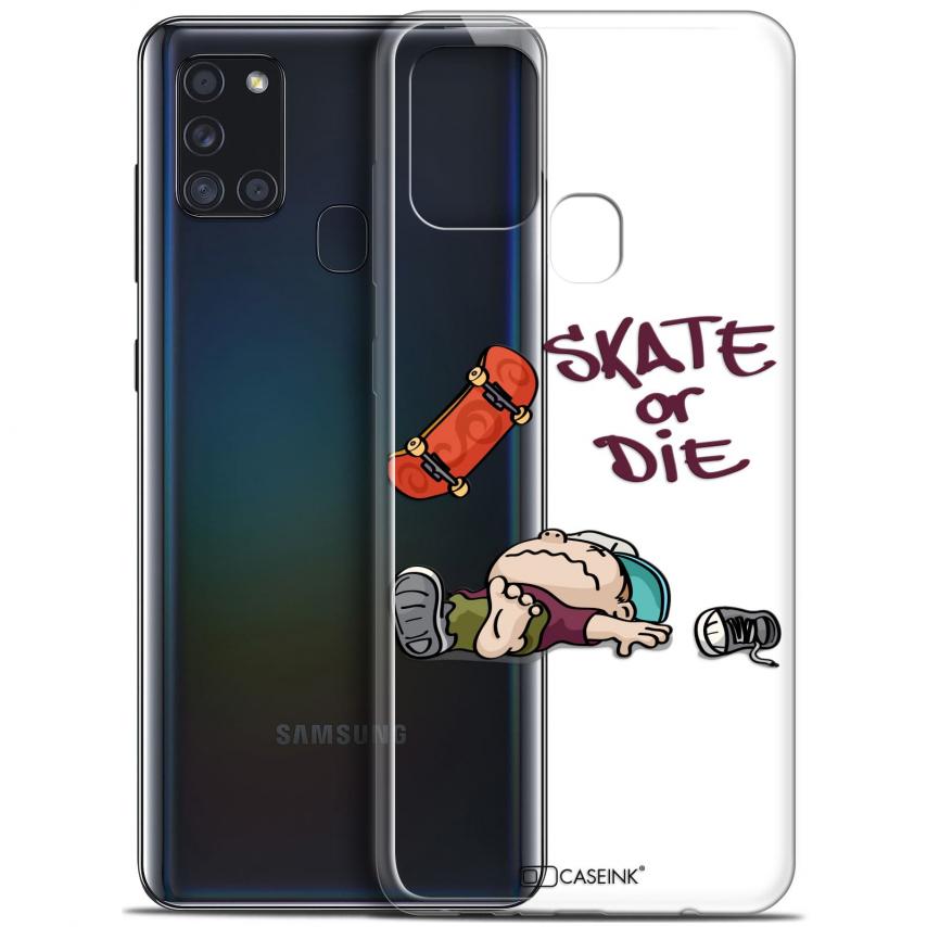 """Coque Gel Samsung A21S (6.5"""") BD 2K16 - Skate Or Die"""