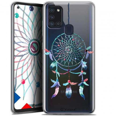 """Coque Gel Samsung A21S (6.5"""") Dreamy - Attrape Rêves Rainbow"""