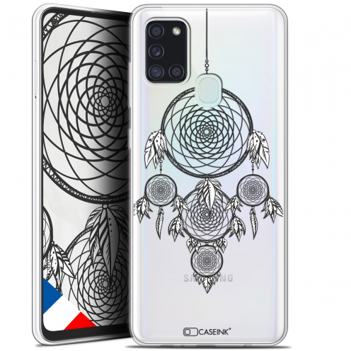 "Coque Gel Samsung A21S (6.5"") Dreamy - Attrape Rêves NB"