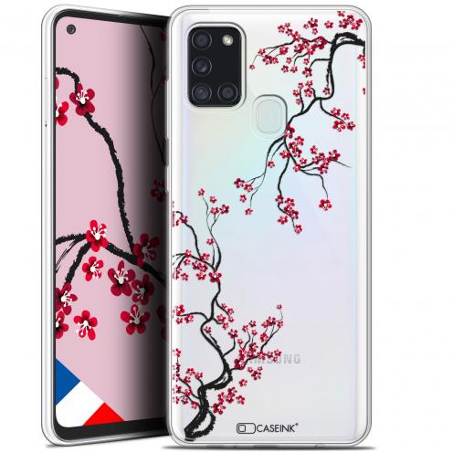 "Coque Gel Samsung A21S (6.5"") Summer - Sakura"