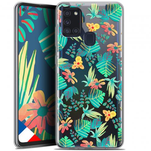 """Coque Gel Samsung A21S (6.5"""") Spring - Tropical"""