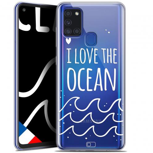 "Coque Gel Samsung A21S (6.5"") Summer - I Love Ocean"
