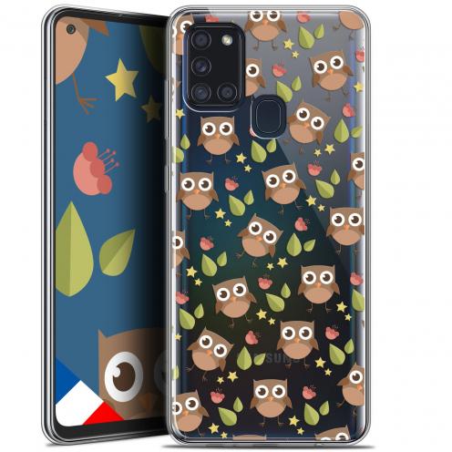 "Coque Gel Samsung A21S (6.5"") Summer - Hibou"