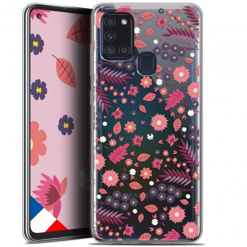 """Coque Gel Samsung A21S (6.5"""") Spring - Printemps"""