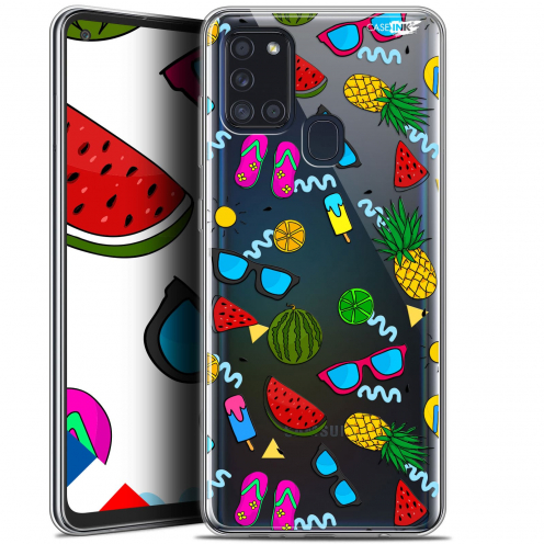 "Coque Gel Samsung A21S (6.5"") Motif - Summers"