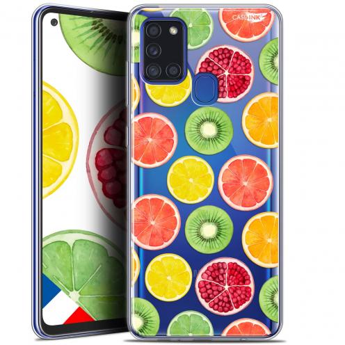 "Coque Gel Samsung A21S (6.5"") Motif - Fruity Fresh"