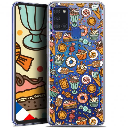 """Coque Gel Samsung A21S (6.5"""") Motif - Bonbons"""