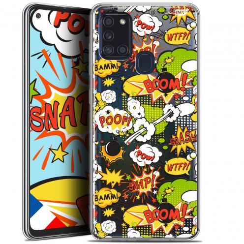 "Coque Gel Samsung A21S (6.5"") Motif - Bim Bam Boom"