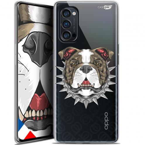 "Coque Gel Oppo Reno 4 Pro 5G (6.5"") Motif - Doggy"