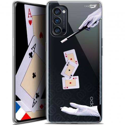 "Coque Gel Oppo Reno 4 Pro 5G (6.5"") Motif - Cartes Magiques"
