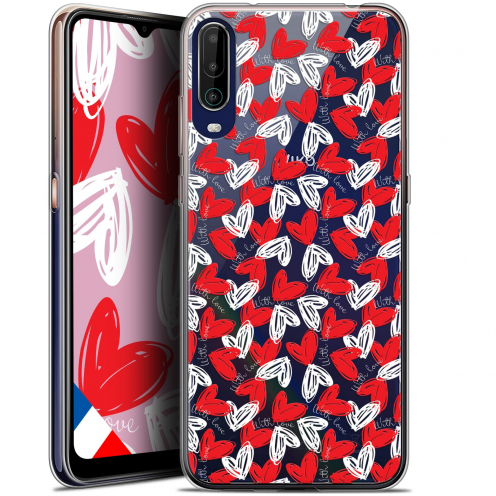 """Coque Gel Wiko View 4 (6.5"""") Love - With Love"""