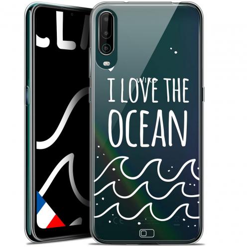 """Coque Gel Wiko View 4 (6.5"""") Summer - I Love Ocean"""