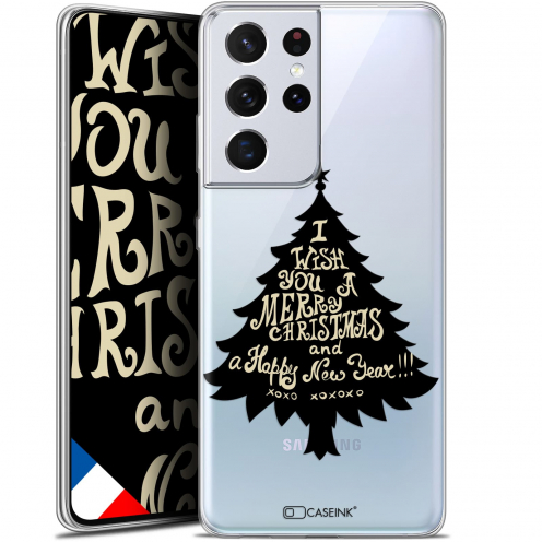 "Coque Gel Samsung Galaxy S21 Ultra (6.8"") Noël - XOXO Tree"