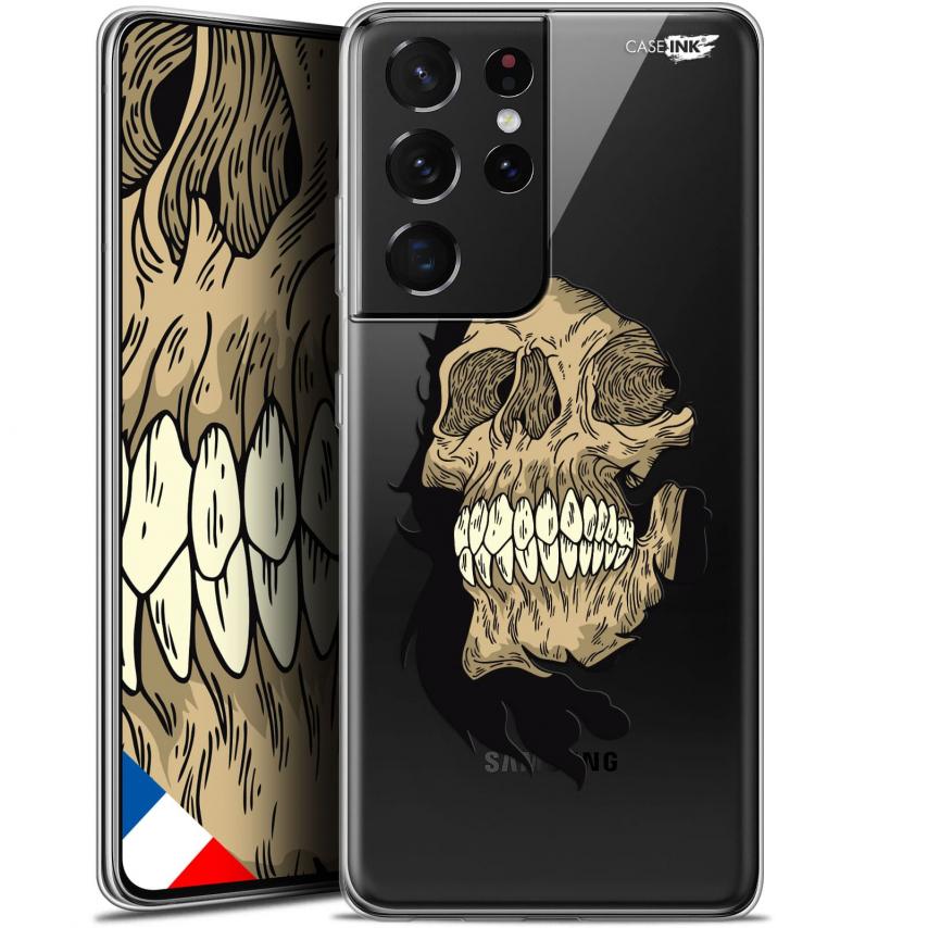 "Coque Gel Samsung Galaxy S21 Ultra (6.8"") Motif - Craneur"