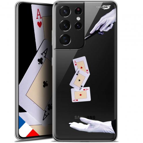 """Coque Gel Samsung Galaxy S21 Ultra (6.8"""") Motif - Cartes Magiques"""
