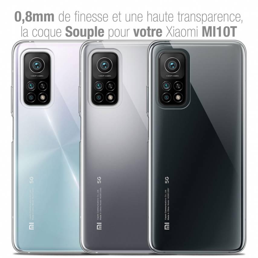"Coque Xiaomi Mi 10T / 10T Pro 5G (6.67"") Extra Fine Souple Crystal Clear"