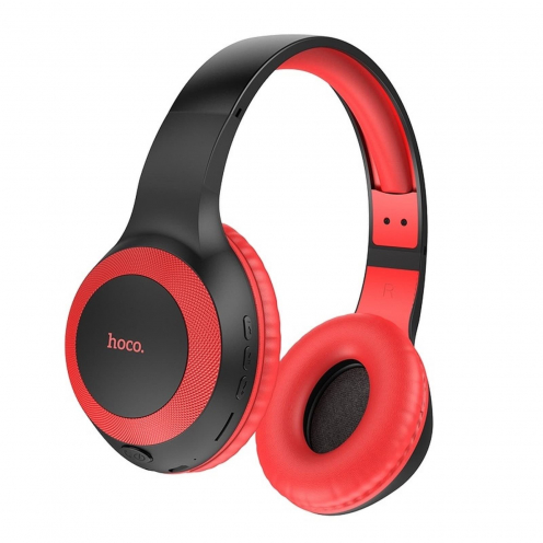 Hoco® Ecouteurs Bluetooth Outstanding W29 Rouge