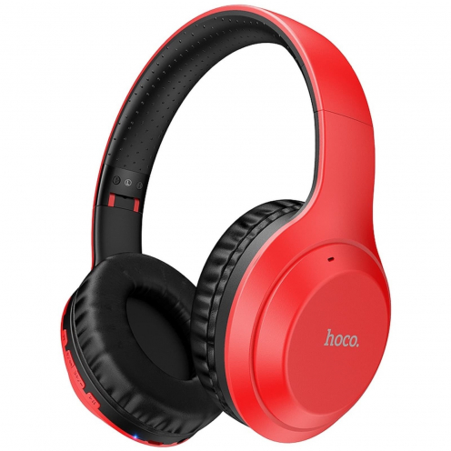 Hoco® Ecouteurs Bluetooth FUN move W30 Rouge