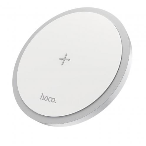 Hoco® Chargeur Sans Fil Rapide CW26 Powerful 15W Blanc