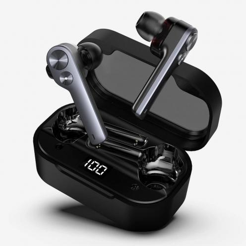 Ecouteurs Stéréo Bluetooth UiiSii® TWS808 Noir