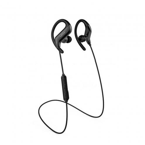 Ecouteurs Stéréo Bluetooth UiiSii® BT-100 Sport Noir