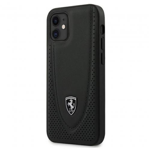 CoqueFerrari® FEOGOHCP12SBK iPhone 12 MINI Noir