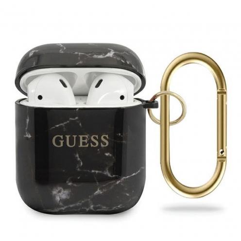 Coque Guess® GUACA2TPUMABK Apple AirPods Noir