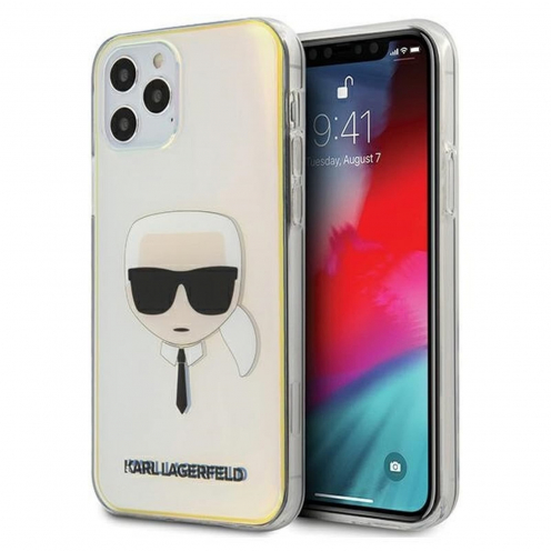 Coque Karl Lagerfeld® KLHCP12LPCKHML iPhone 12 PRO MAX multicolor