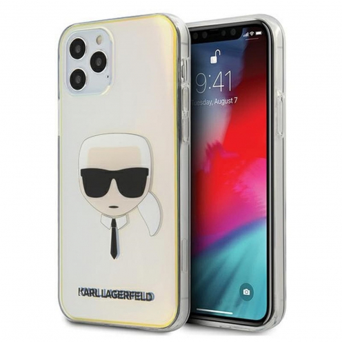 Coque Karl Lagerfeld® KLHCP12MPCKHML iPhone 12 / 12 PRO multicolor