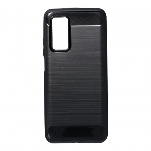 Forcell CARBON Coque Pour Xiaomi Mi 10T 5G / Mi 10T Pro 5G Noir