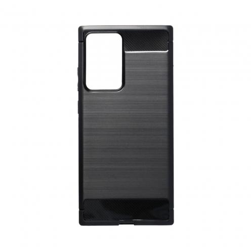 Forcell CARBON Coque Pour Samsung Galaxy NOTE 20 Plus Noir