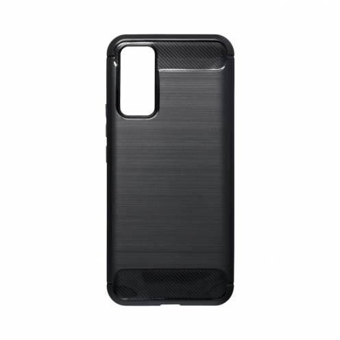 Forcell CARBON Coque Pour Huawei Honor V30 / V30 PRO Noir