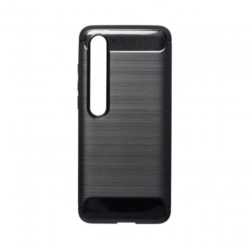 Forcell CARBON Coque Pour Xiaomi Mi 10 PRO Noir