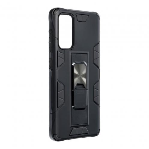Forcell DEFENDER Coque Pour Samsung S20 FE / S20 FE 5G Noir