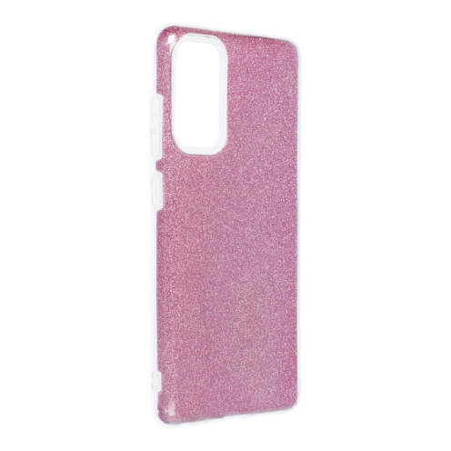 Forcell SHINING Coque Pour Samsung Galaxy S20 FE / S20 FE 5G Rose