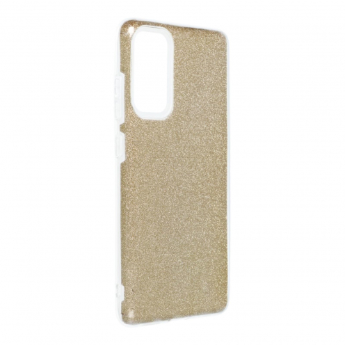 Forcell SHINING Coque Pour Samsung Galaxy S20 FE / S20 FE 5G Or