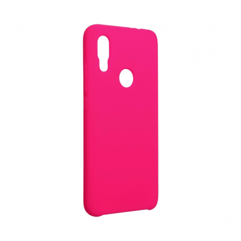 Forcell Silicone Coque Pour Xiaomi Redmi 7 hot Rose