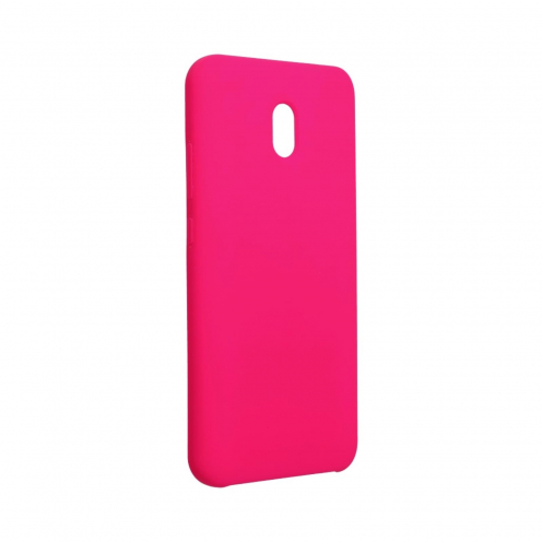 Forcell Silicone Coque Pour Xiaomi Redmi 8A hot Rose